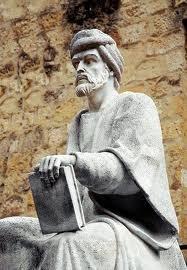 statue ibn rushd