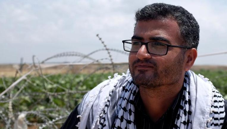 Ibn Rushd Lecture: Gaza 2020- Ahmed Abu Artema
