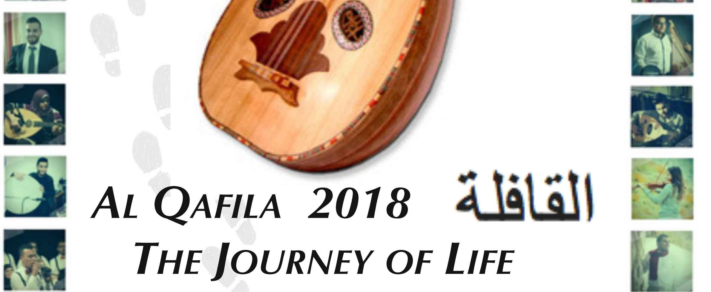 Al Qafila 2018: Concert in Berlin June 29th 2018