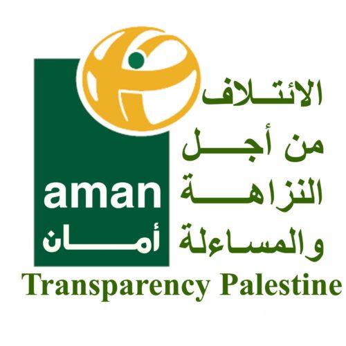 Logo AMAN Palestine