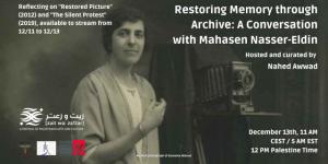Plakat, Restoring Memory through Arhchives