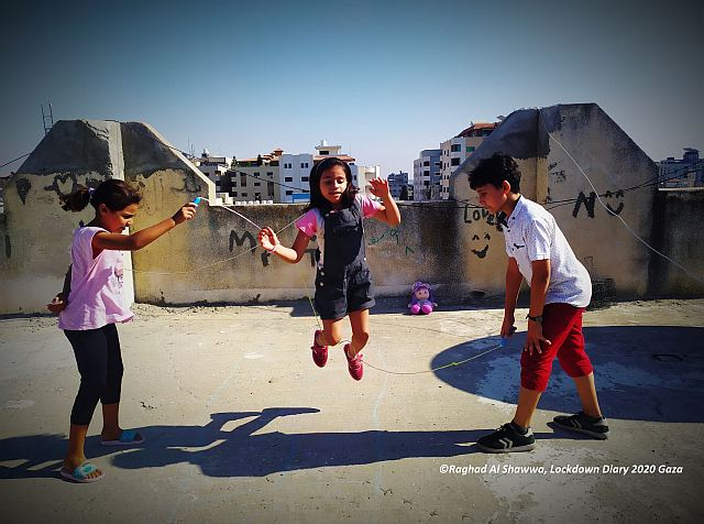 12-06-2021 |  Invitation! Concert Between Maqam and Harmony & Exhibition Eyes of Gaza